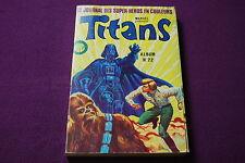 TITANS - Marvel Lug - Le Journal des Super-Héros Album N° 22 (64-65-66) - 1984