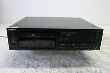 SonyCDP-X33ES High End Compact Disc Player