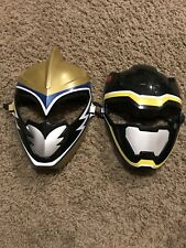 Power Rangers Dino Charge Masks Bandai 2014 Cosplay