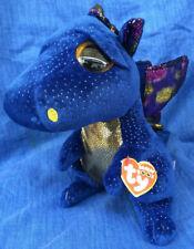Ty Boo Buddy - Saffire The Blue Dragon 24cm