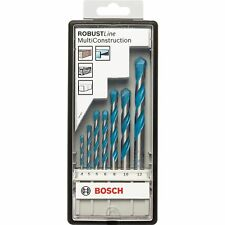 Bosch Professional Mehrzweckbohrer-Satz CYL-9 MultiConstruction, 7-teilig