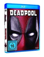 "Deadpool [Blu-ray](NEU/OVP) Ryan Reynolds / ableger aus dem ""X-Men""-Universum"