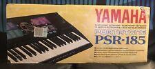 Vintage Unopened NOS Yamaha PSR-185 Portatone Electronic Keyboard New Old Stock