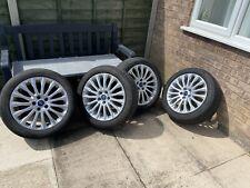 Ford Focus 17 inch alloy Wheels Titanium X