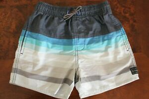 RIPCURL Boys Board Shorts Boardies Swimmers Size 8 Excellent