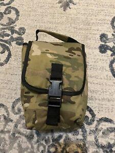 Multicam Padded Carty Bag for Peltor Comtacs/NODS Tactical Military