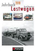 Jahrbuch 2018 Lastwagen NEU LKW-Jahrbücher/Oldtimer/Youngtimer