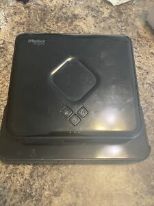 iRobot Braava 380 Black Mopping Robot Cleaner Vacuum/Sweeper Roomba - For Parts