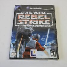 Star Wars Rogue Squadron III Rebel Strike Preview Disc GameCube USA NTSC 1