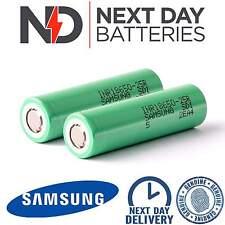 2 X 18650 Original Samsung 25R INR alto consumo 3.7v 2500mAh 20 35A batería de Li Vaporizador