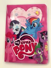 NEW Girl Kid My Little Pony Pink Travel Passport Case Protector protect Cover