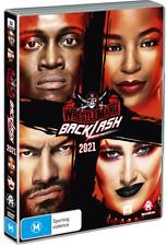 WWE - Wrestlemania Backlash 2021 DVD