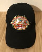 Hot Wheels 27th Collectors Convention Hat Cap 2013 Black
