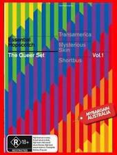 QUEER SET=TRANSAMERICA+MYSTERIOUS SKIN+SHORTBUS=NEW DVD R4