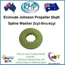 a Evinrude Johnson Propeller Shaft Spline Washer 2 /3 /4cyl # 315810