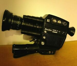 Beaulieu 5008 S multispeed Super 8 camera schneider 1,4/6-70 lens mint serviced