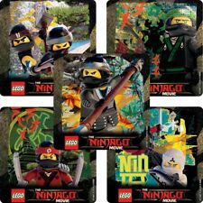Lego Ninjago Stickers - Lego Party - Lego Ninjago Movie Birthday - Ninjago Party