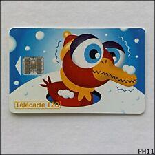 France Telecom Telecarte 120 Unites Winter Phonecard (PH11)