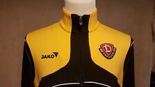 very rare DYNAMO DRESDEN Jako Man's Zip Neck Top Size: M VERY GOOD Condition