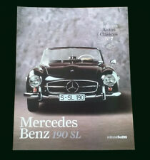 MERCEDES BENZ 190 SL - Special Coleccion Autos Clasicos # 7 - Classic Cars Book