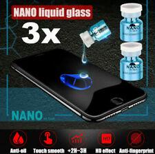 SmartPhone Fingerprint Oleophobic Coating Nano Liquid Glass Screen Protector 2mL