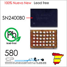1 Unidad SN2400B0 SN2400 SN2400BO Ic de carga  iphone 6 6 plus U1401  BGA 35PIN