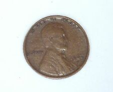 1909-S Lincoln Wheat Cent - XF Quality Coin