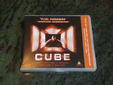 Cube DVD SCREENER / TRAILER, full movie RARE hard to find HTF