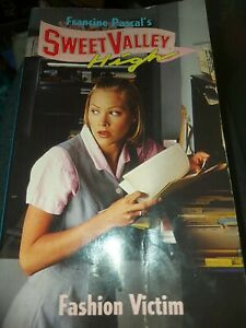 Francine Pascal Sweet Valley High 131 Fashion Victim