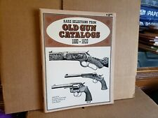 Rare Selections From Old Gun Catalogues 1880-1920
