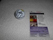 Scotty Cameron Hand Signed Titleist Masters Golf Ball JSA #N49889 Autograph