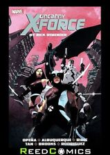 UNCANNY X-FORCE BY RICK REMENDER COMPLETE COLLECTION VOLUME 1 GRAPHIC NOVEL