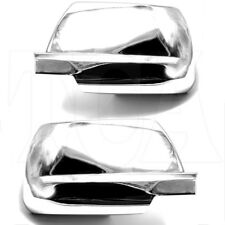 For Chevy Malibu 2008 2009-2012 Chrome Full Mirror Covers Cover 08 09 10 11 12