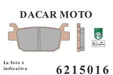 6215016 COPPIA PASTIGLIE POST.MALOSSI HONDA FORZA X 250 4T LC 2008-> (MF 10 E)