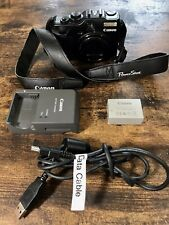 Canon PowerShot G12 10Mp Digital Camerawith Charger, Battery, Strap, Data Cable