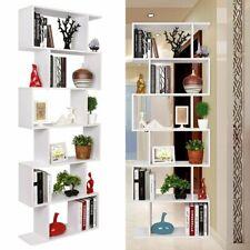 Libreria SNAKE design scaffale mensola moderna bianco mobile libri ripiani