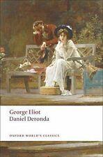 Daniel Deronda (Oxford World's Classics), Eliot, George-0199538484-9780199538485