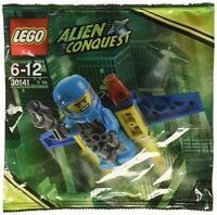 LEGO 30141 Alien Conquest - ADU jet Pack. Small polybag set.