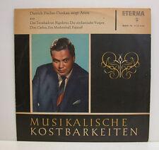 """DIETRICH FISCHER-DIESKAU SINGT ARIAS DE LA TROUBADOUR RIGOLETTO 12"""" LP (e446)"""