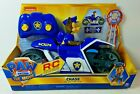 PAW Patrol THE MOVIE Chase RC Motorcycle Brand New Kids Toy Gift VHTF