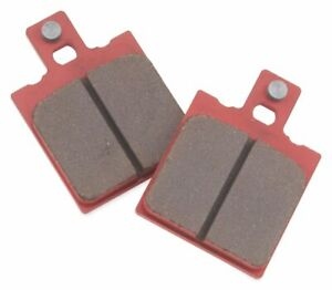 Front Rear Brake Pads for DUCATI 750 Paso 1987-1990