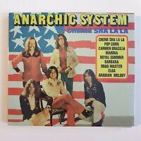 ANARCHIC SYSTEM ♦ New REMASTERED French CD ♦ CHERIE SHA LA LA + 9 BONUS
