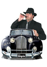 1920s Party Decoration Gangster Car Photo Prop