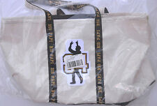 NWT L. L. BEAN DAVID ORTIZ LIMITED EDITION BOAT TOTE TARP TOTE ** SOLD OUT **
