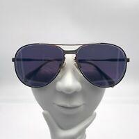 Vintage UOC Gold Metal Aviator Sunglasses FRAMES ONLY