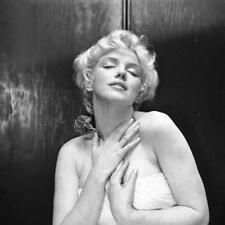 MARILYN MONROE 8x10 PICTURE SENSUOUS POSE ROSE PHOTO