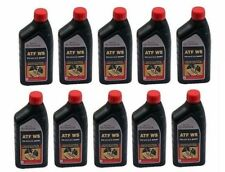 10 Pack ATF WS Automatic Trans Oil Fluid ATFWS Genuine Fits Toyota Lexus Scion
