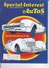 SPECIAL INTEREST AUTO -SIA 35, 1966 Toronado & 1936 Cord, 1939 Studebaker  +++++