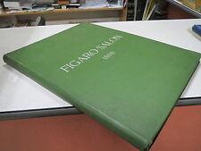 FIGARO SALON LES BEAUX ARTS EN 1900 PAR FREDERIC MASSON GOUPIL ET CIE MANZI *