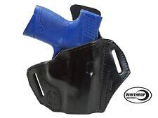 "S&W M&P 40cal - 3.5"" Compact OWB Shield Holster R/H Black"